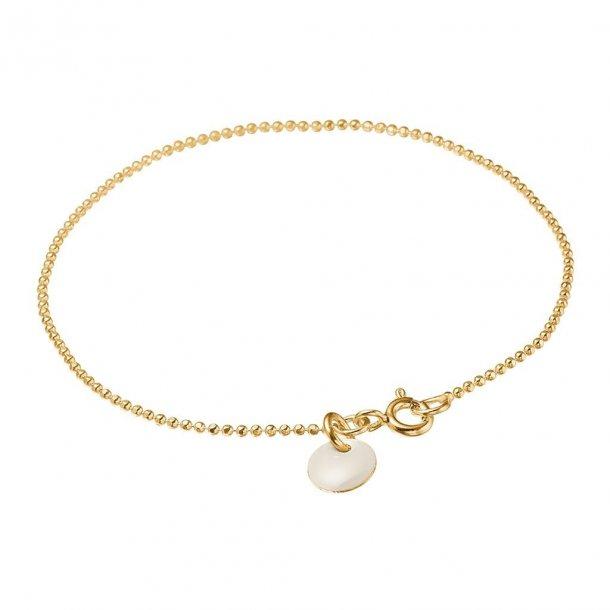 Enamel - Ball Chain Bracelet