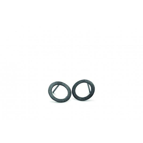 Pernille Corydon - Small Open Coin Earstick