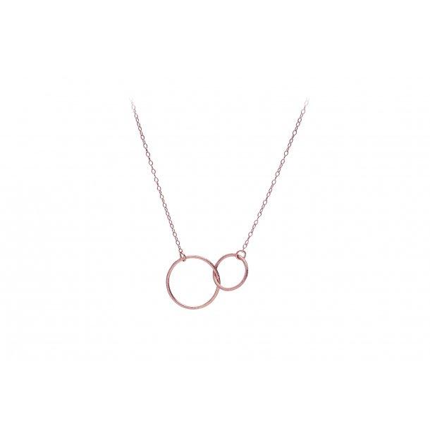 Pernille Corydon - Double Plain Necklace