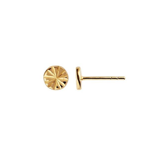 Stine A - Petit Etoile Earring Gold