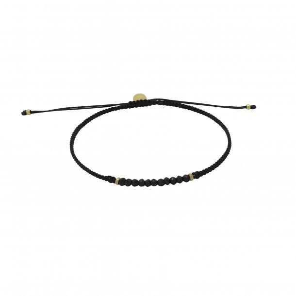Stine A - Candy Bracelet Black/Black